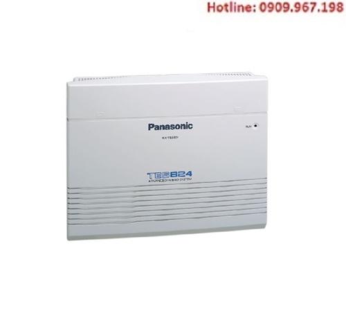 Tổng đài Panasonic KX-TES824 (6 line vào, 16 máy ra)