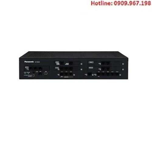 Tổng đài Panasonic KX-NS300 (6 line vào, 124 máy ra)
