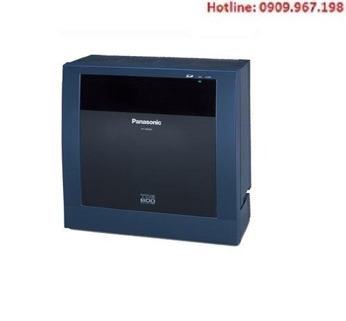 Tổng đài Panasonic KX-TDA600 (16 vào, 136 máy ra)