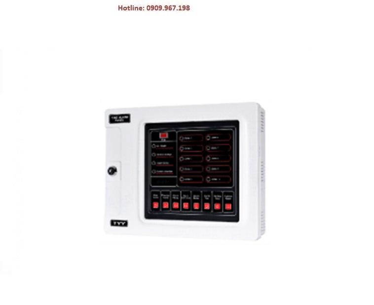 Trung tâm báo cháy Chungmei CM – EP4- 10L 10Zones, (1-->5 TỦ)