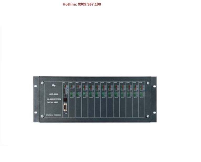 Trung tâm điều khiển Hyundai HEF-8000