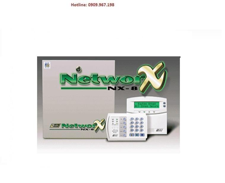 Trung tâm NetworX  104Zone NX-8E