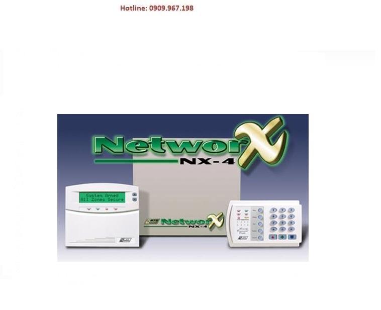Trung tâm NetworX  4Zone NX-4