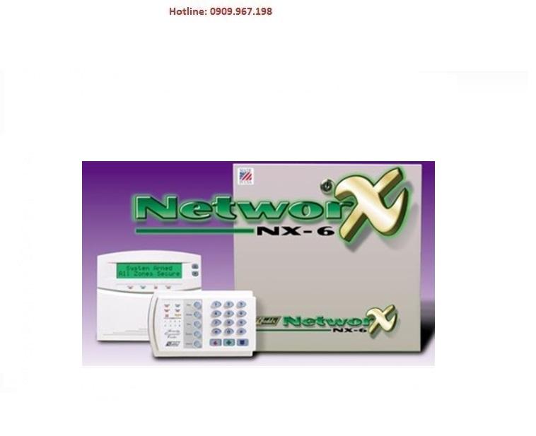 Trung tâm NetworX  6Zone NX-6