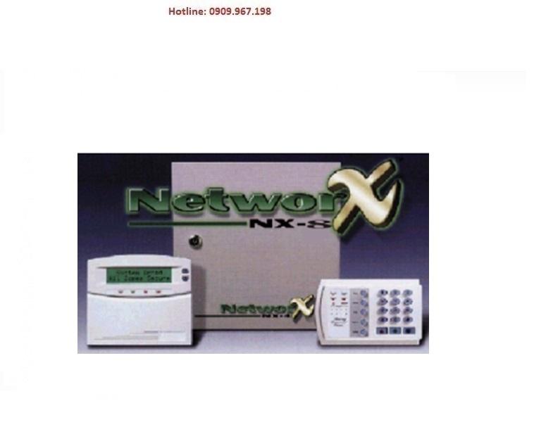 Trung tâm NetworX  8Zone NX-8