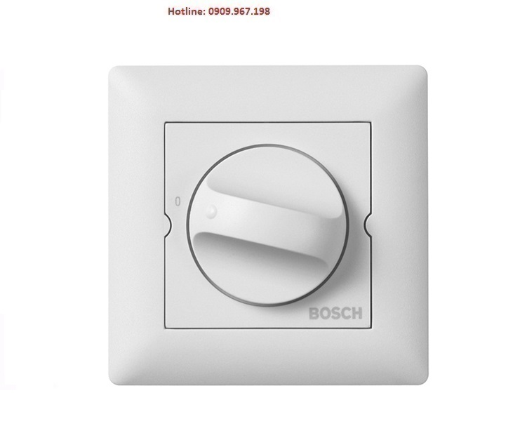 Điều chỉnh âm lượng dự phòng an toàn 12W, kiểu Châu Á  Bosch LBC1400/20