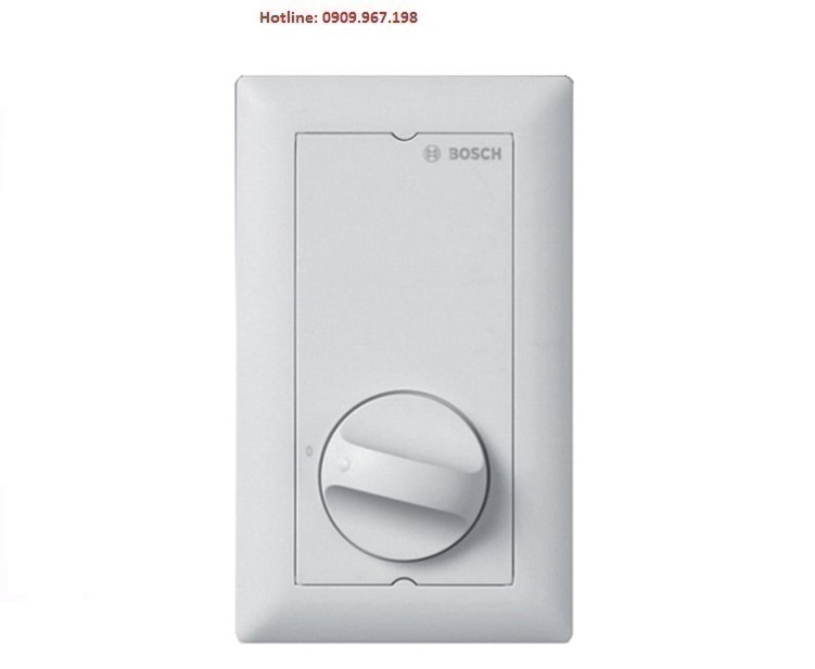 Điều chỉnh âm lượng 12W, kiểu Châu Âu Bosch LBC1401/10