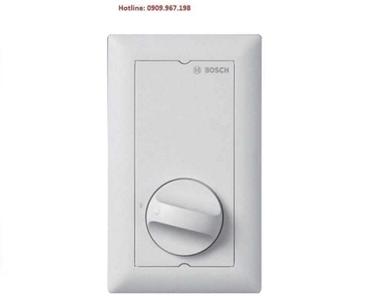Điều chỉnh âm lượng dự phòng an toàn 12W Bosch LBC1402/20