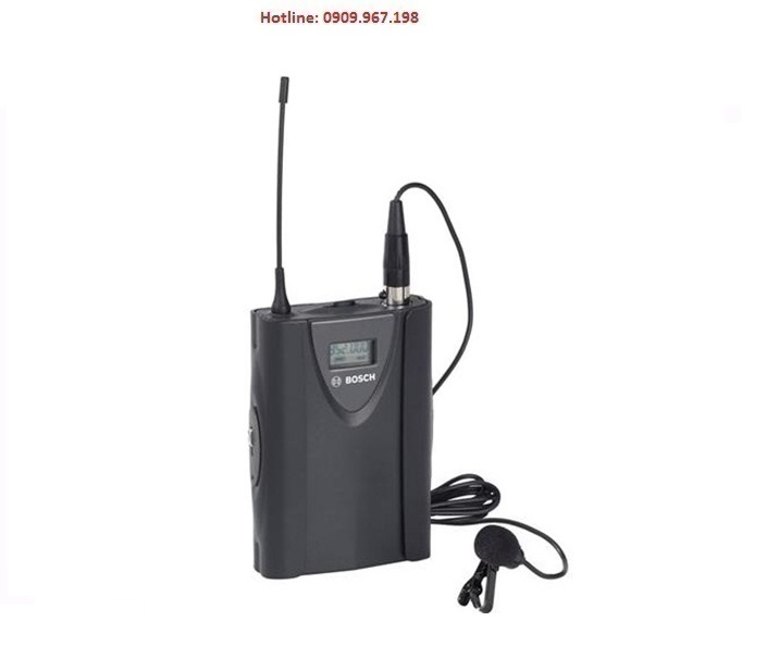 Wireless belt pack Mic Bosch MW1-LTX-F4