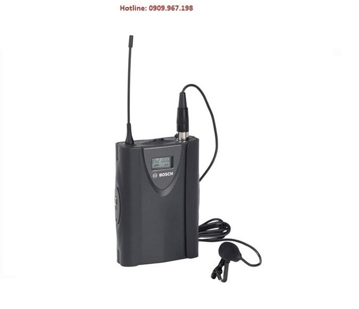 Wireless belt pack Mic Bosch MW1-LTX-F5