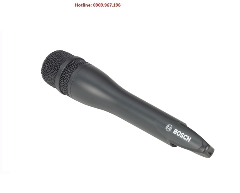 Wireless handheld Mic Bosch MW1-HTX-F4