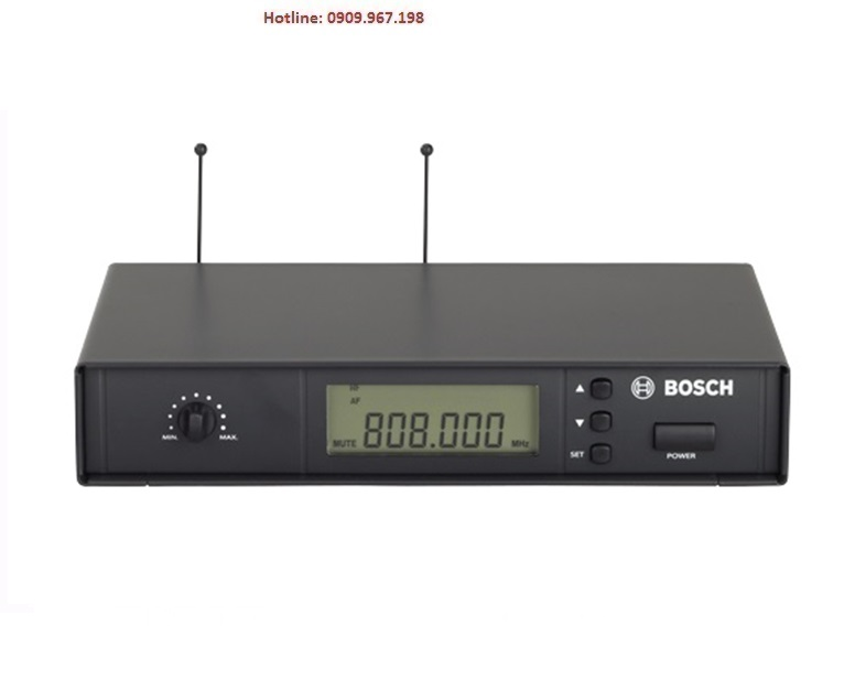 Wireless Mic Receiver Bosch MW1-RX-F4