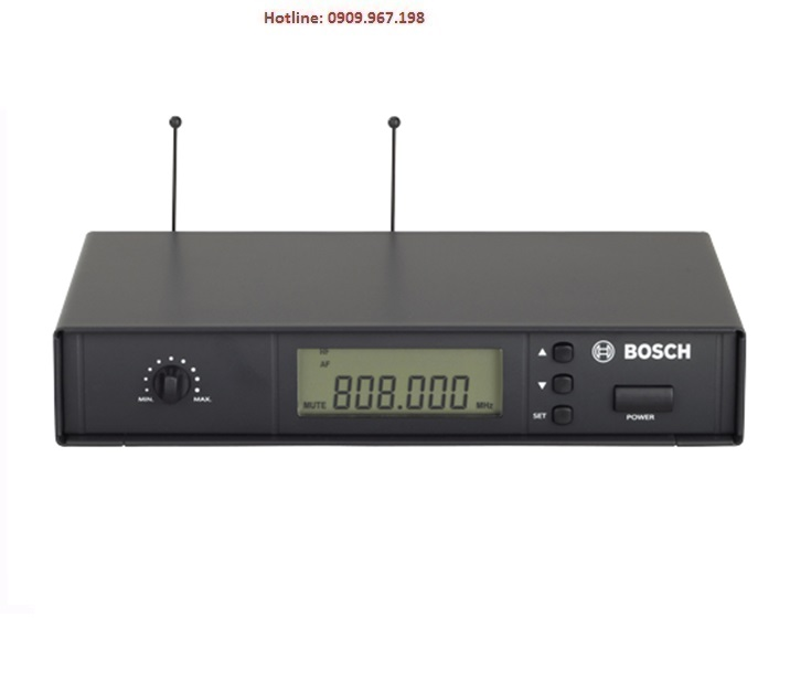 Wireless Mic Receiver Bosch MW1-RX-F5